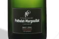 Champagne Pothelet-Margouillat. Cuvée Grande réserve Meunier brut zéro