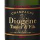 Champagne Diogène Tissier & Fils. Carte noire