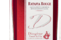 Champagne Diogène Tissier & Fils. Ratafia rouge