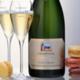 Champagne Lequien et Fils. Champagne cuvée Réserve brut