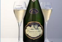 Champagne Lequien et Fils. Champagne Cuvée Symphonie