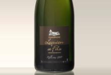 Champagne Lequien et Fils. Champagne millésimé