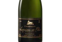 Champagne Lequien et Fils. Champagne blanc de noirs