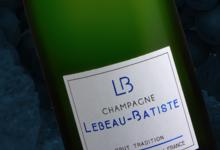 Champagne Lebeau-Batiste. Brut tradition