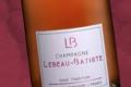 Champagne Lebeau-Batiste. Cuvée rosé