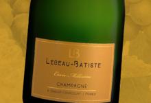 Champagne Lebeau-Batiste. Cuvée millésime