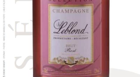 Champagne Lucien Leblond. Sélection