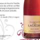 Champagne Eric Lagache. Brut rosé