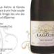 Champagne Eric Lagache. Brut réserve blanc de blancs