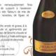 Champagne Eric Lagache. Brut millésime