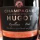 Champagne Christophe Hugot. Excellence brut