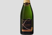 Champagne Lecomte Père et Fils. Cuvée blanc de blancs