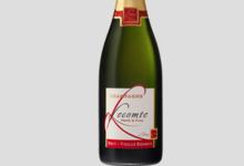 Champagne Lecomte Père et Fils. Vieille réserve