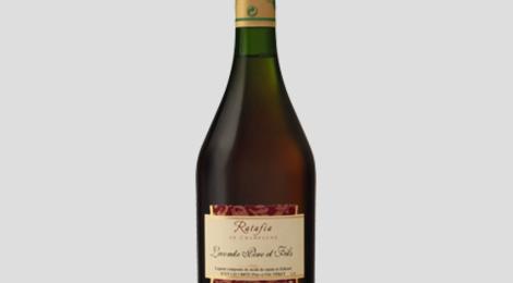 Champagne Lecomte Père et Fils. Ratafia