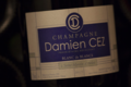 Champagne Damien CEZ. Blanc de blancs