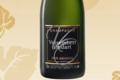 Champagne Voisembert-Oudart. Brut Pur noir