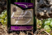 Champagne Demay-didier. Séduction brut