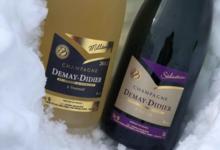 Champagne Demay-didier. Millésime brut