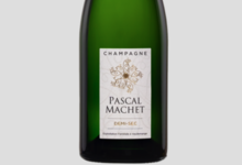 Champagne Pascal Machet. Demi-sec