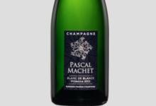 Champagne Pascal Machet. Blanc de blancs