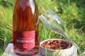 Champagne Rochet Bocart. Brut rosé