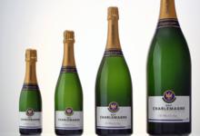 Champagne Guy Charlemagne. Brut réserve