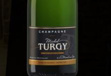 Champagne Michel Turgy. Brut blanc de blancs millésime
