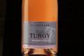 Champagne Michel Turgy. Brut rosé grand cru