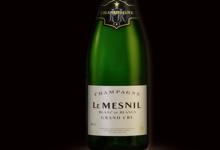 Champagne Le Mesnil. Le Mesnil brut