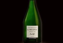 Champagne Le Mesnil. Le Mesnil cuvée Prestige