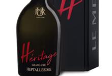 Champagne Le Mesnil. Le Mesnil cuvée Héritage