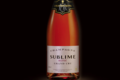 Champagne Le Mesnil. Sublime rosé