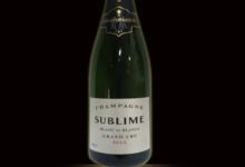 Champagne Le Mesnil. Sublime millésime brut