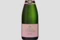 Champagne Claude Cazals. Cuvée rosée