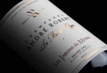 Champagne André Robert. Les jardins du Mesnil