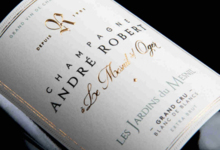 Champagne André Robert. Les jardins du Mesnil Extra Brut