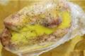 Les copains d'abord. Foie gras de canars au sel à emporter