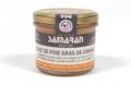Maison Samaran. Bloc de foie gras de canard