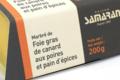 Foie Gras poires / pain d'épice