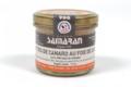 Maison Samaran. Rillettes 10% canard au foie gras