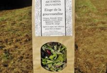 Artemisia infusions. Eloge de la gourmandise