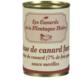Les Canards de la Montagne Noire. Cuisse de canard farcie au foie gras sauce aux morilles