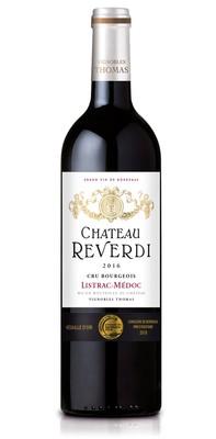 Château REVERDI 2016 Cru Bourgeois Listrac Médoc