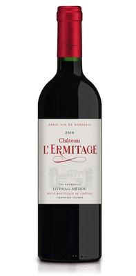 Château l'ERMITAGE 2016 Cru Bourgeois Listrac Médoc