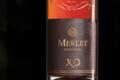 Distillerie Merlet et Fils. Cognac Xo