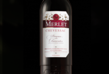 Distillerie Merlet et Fils. Pineau Chevessac rosé