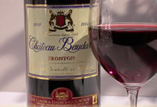 Château Baudare. Rouge tradition