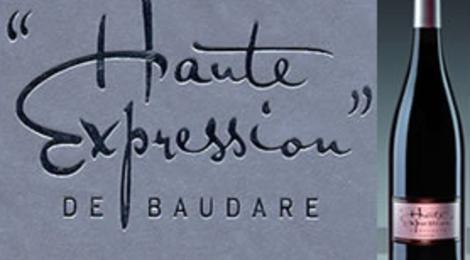 Château Baudare. Haute expression