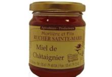 Rucher Sainte-Marie. Miel de Châtaignier