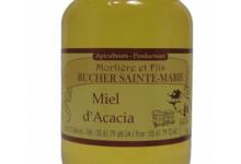 Rucher Sainte-Marie. Miel d'acacia